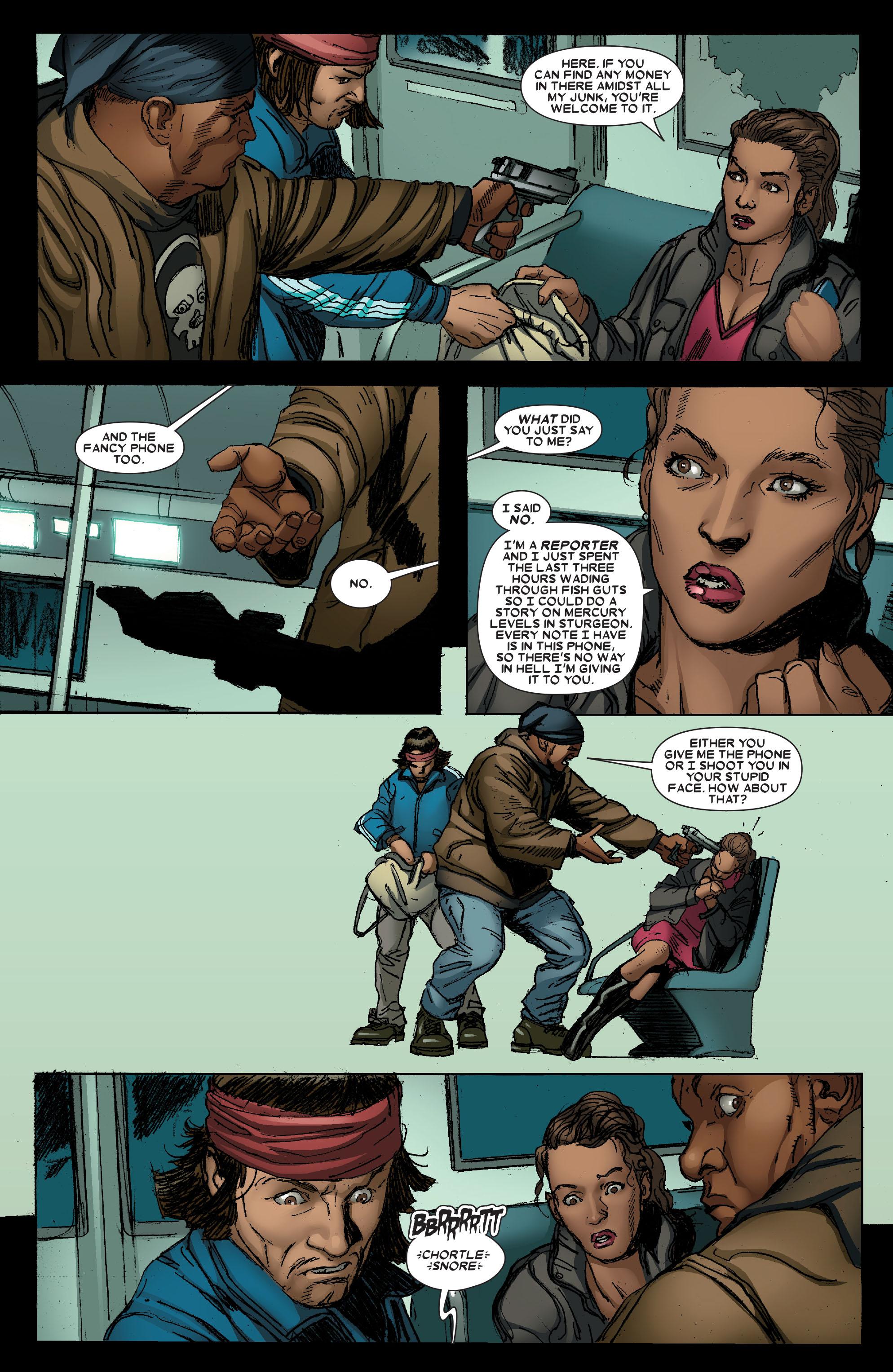 Wolverine: Weapon X #1 #16 - English 12