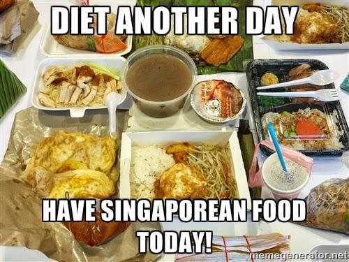Singaporean-Cuisine Meme