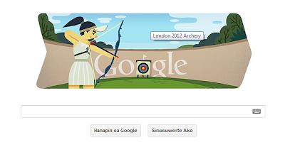 London 2012 archery
