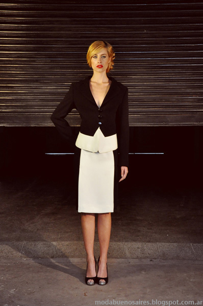Trajes moda invierno 2013 marca Fructuoso indumentaria.