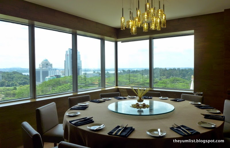 Tosca, Italian Restaurant, Doubletree by Hilton, Johor Bahru