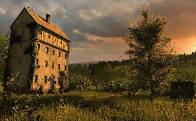 أجمل وأفضل الصور, صورة المنزل الوحيد,