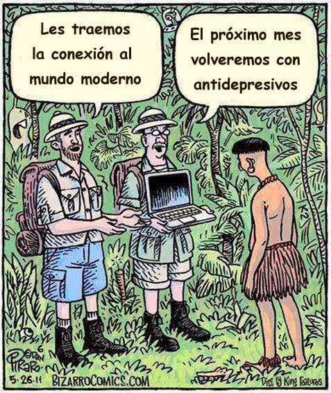 Conexion al Mundo Moderno