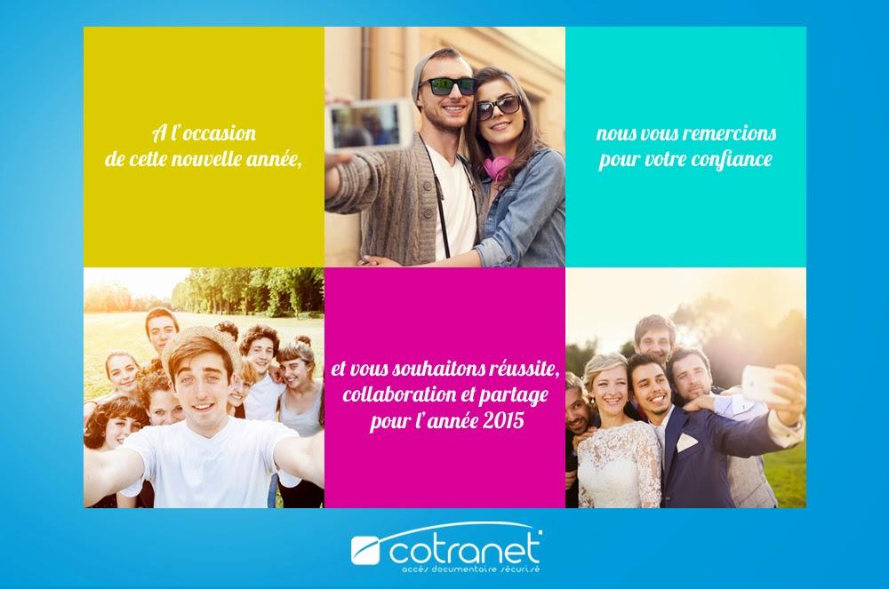 Site web Cotranet