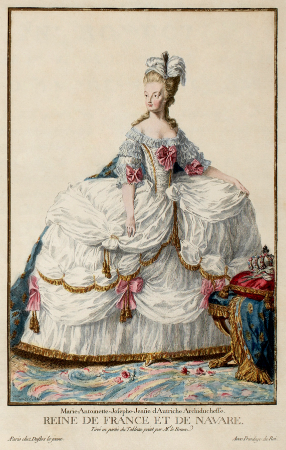 ekduncan my fanciful muse marie antoinette the royal fashion plates. Black Bedroom Furniture Sets. Home Design Ideas