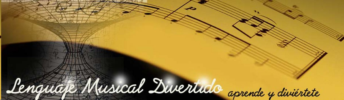 LENGUAJE MUSICAL DIVERTIDO