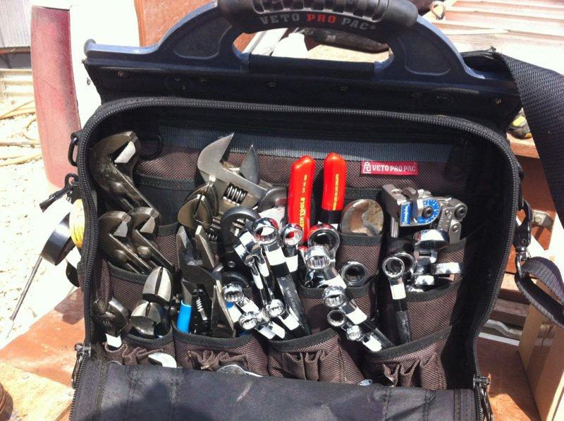 Veto Pro Pac Xl Tool Bag Art