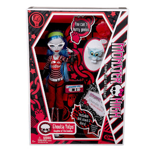 La poupée Monster High Basic de Ghoulia Yelps