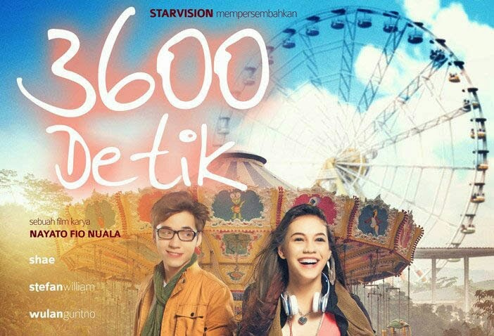 Video Trailer Dan Sinopsis Filem 3600 Detik 2014