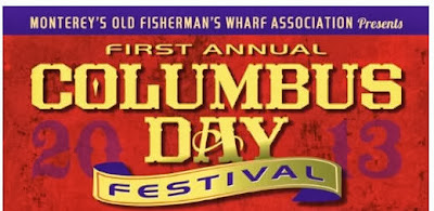 Fisherman's Wharf Columbus Day