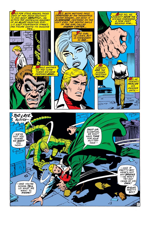 Captain America (1968) Issue #151 #65 - English 3