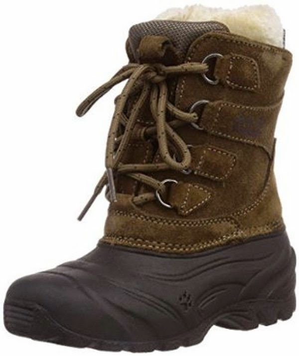 Gambar sepatu boot untuk anak laki-laki hebat