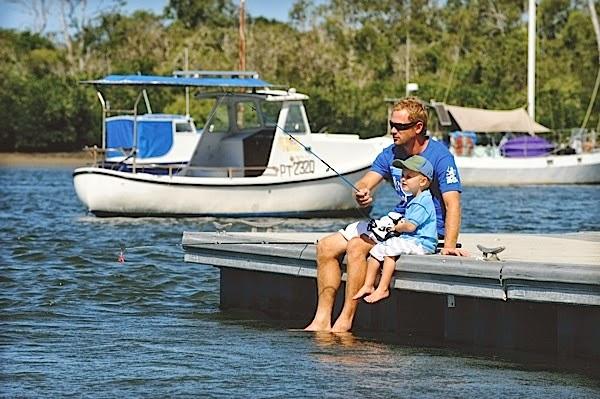 Fishing - Gladstone Marina