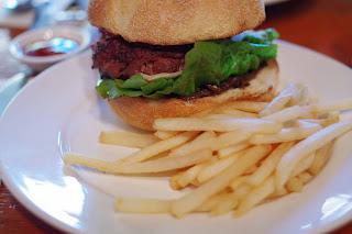 Fantastic beef burger