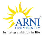 ARNI University Recruitment