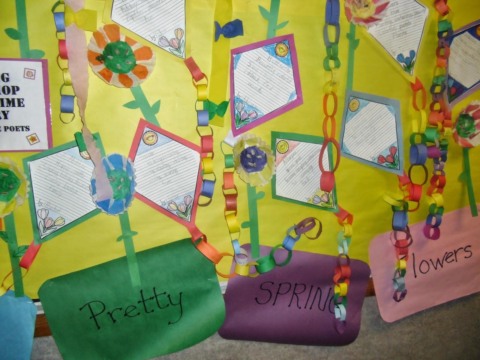 Best 28 patties classroom paper patties classroom for Pretty bulletin board