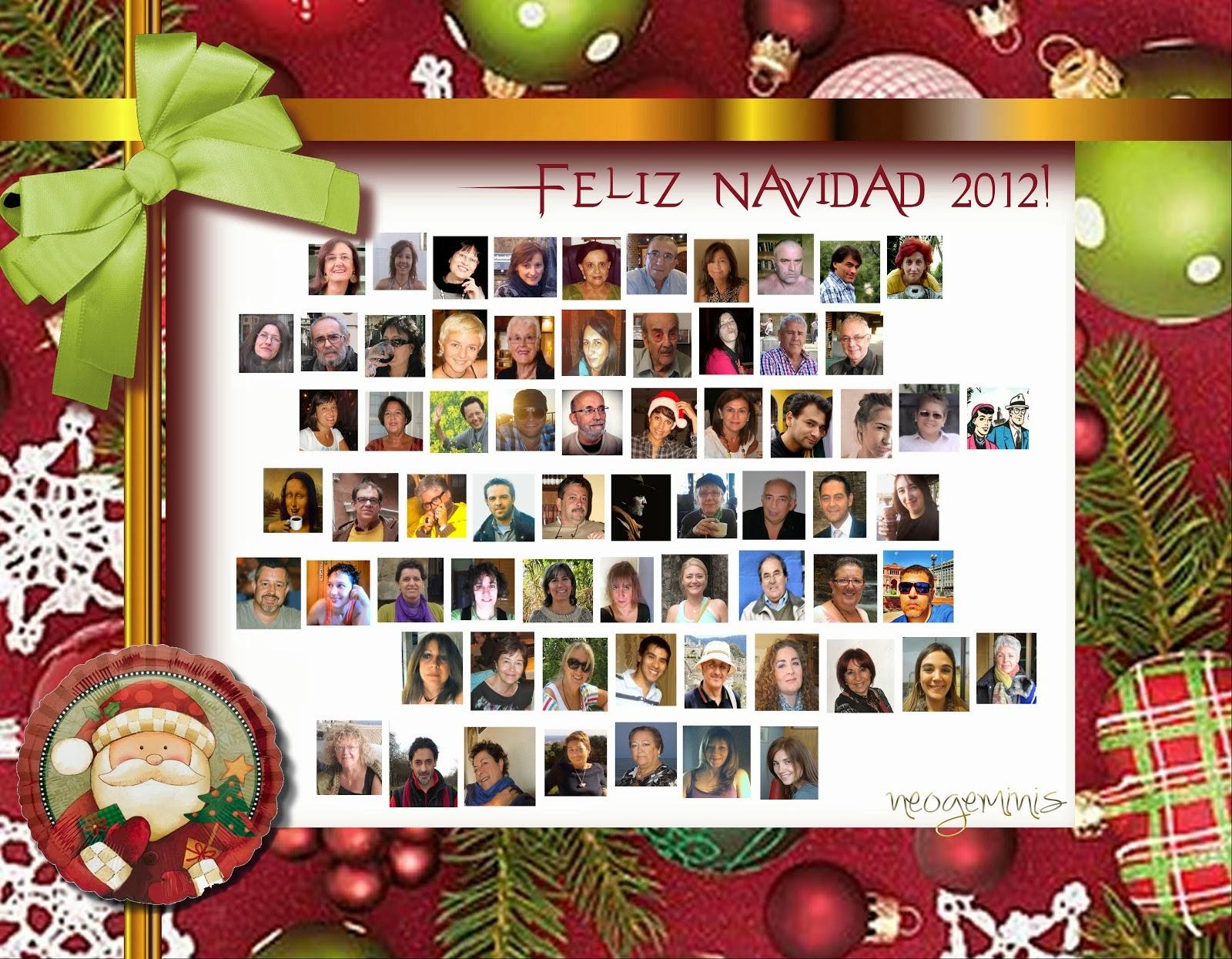 Navidad Blogger 2012