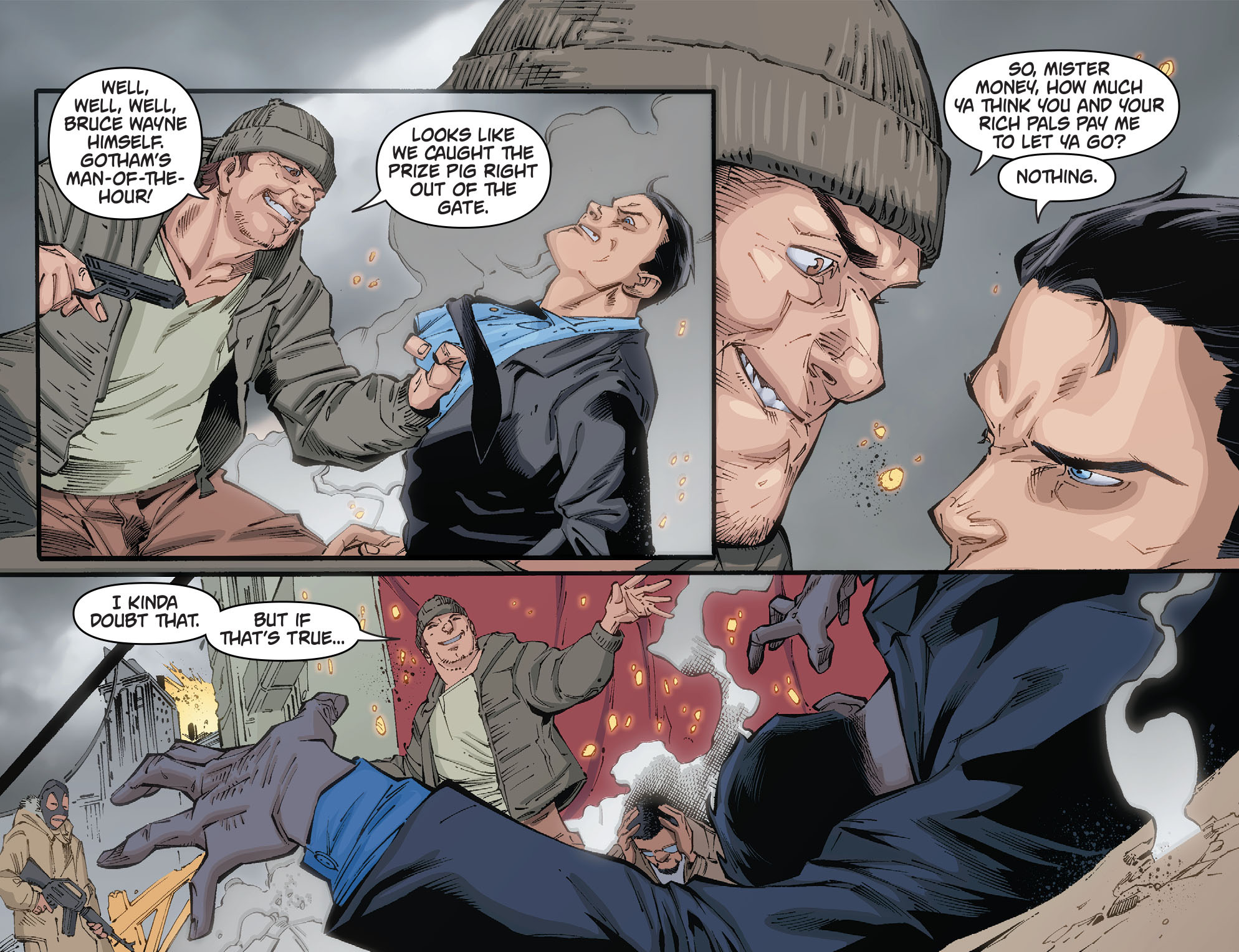 Batman: Arkham Knight [I] Issue #7 #9 - English 21