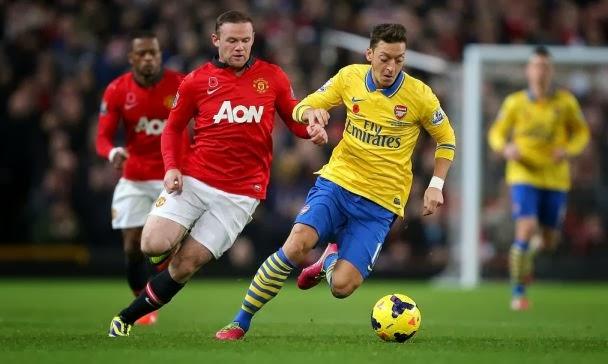 Arsenal vs Manchester United Premier League