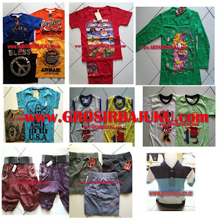Grosir Baju Anak Yogyakarta