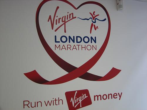 Virgin mobiler Athlet Sponsor