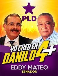 EDDY MATEO SENADOR