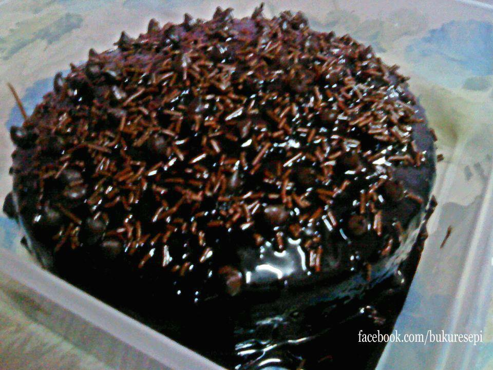 Kek Kukus Coklat | Auto Design Tech