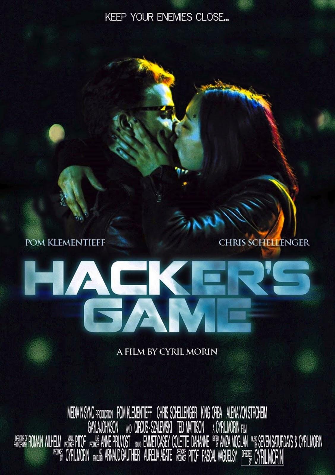 Descarga Juego de Hackers 1080p FullHD (2015) 1 link Audio Latino
