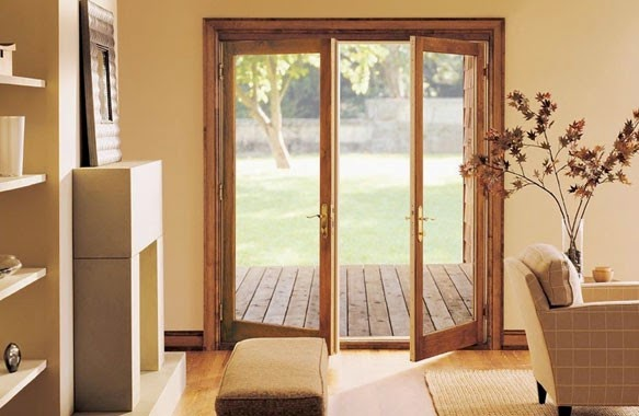 Home design ideas and garden agustus 2014 for In swing french patio doors