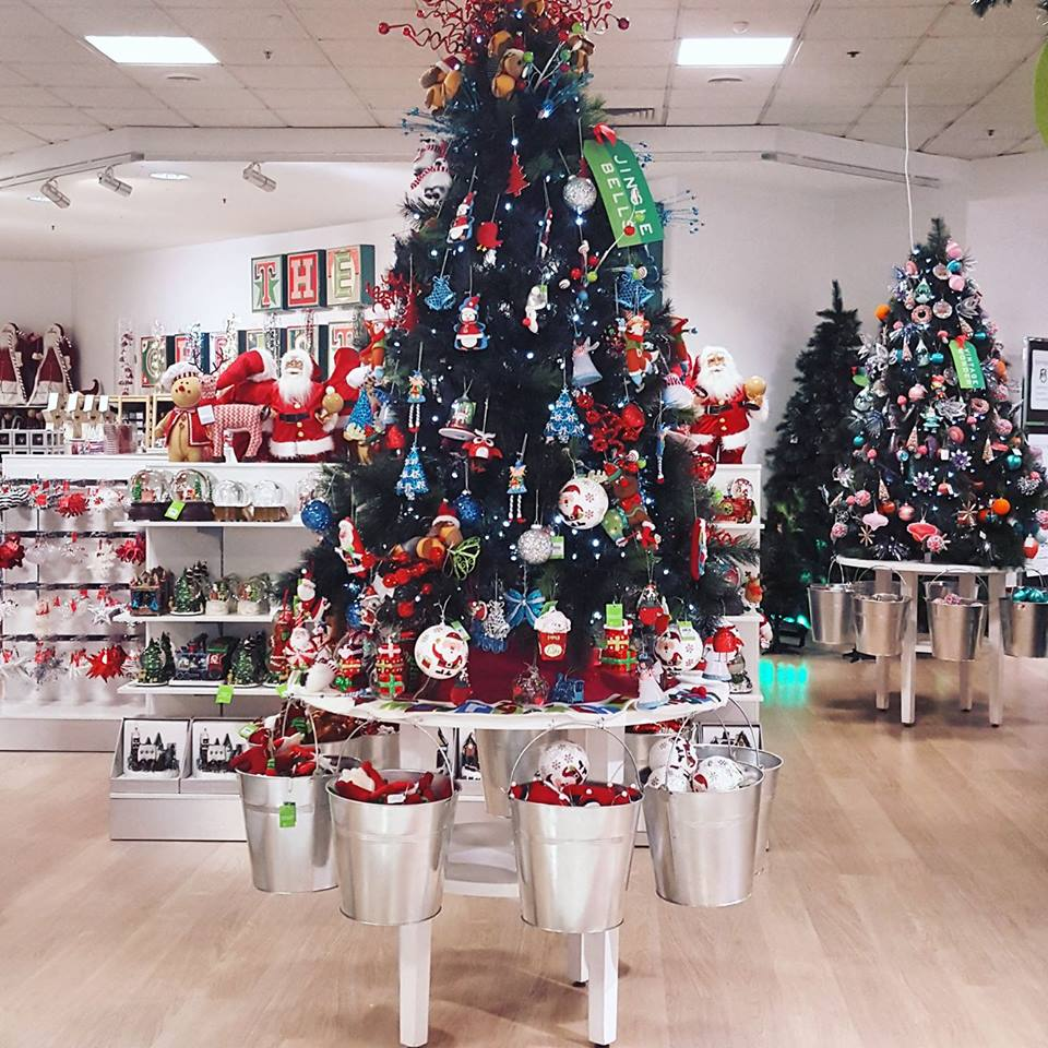 There's an abundance of Christmas decorations and Christmas themed gifts as  well. This year's Myer Christmas bear is Hudson {$1 from every bear sold is  ...