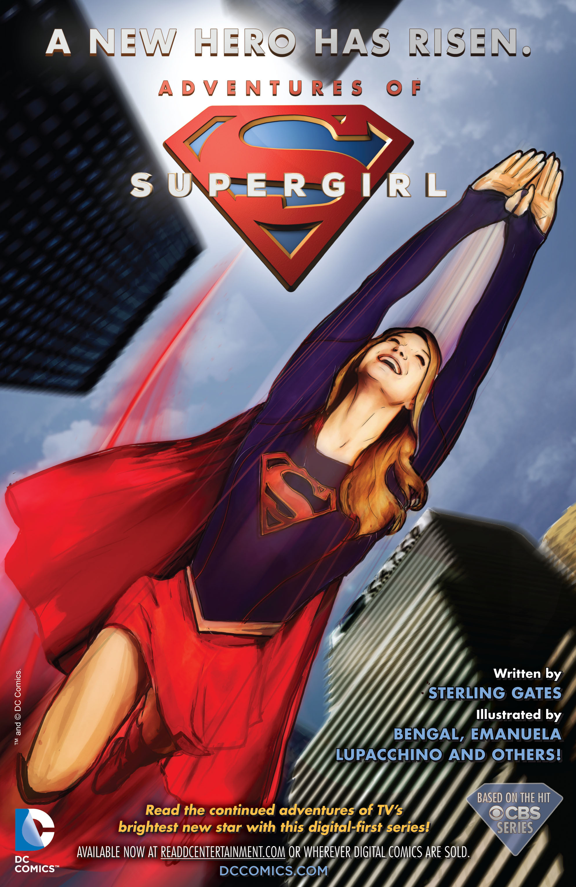 Read online Superman (2011) comic -  Issue #49 - 23