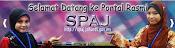 Laman Website SPAJ Johor