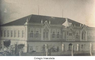 DETALHE DO COLEGIO IMACULADA