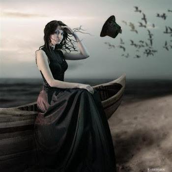 ¿Somos ese cuerpo que cae en el abismos?/¿ese vuelo que sube para después caer?