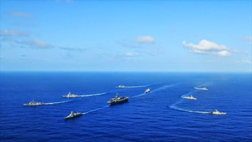 Armada de EEUU planea incremento de buques de guerra desplegados
