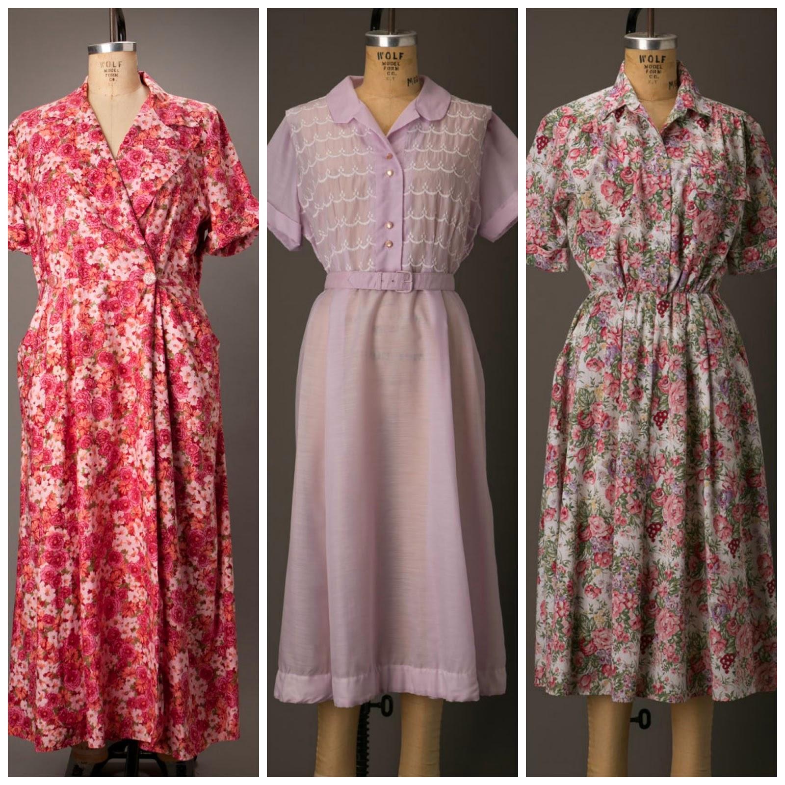 Vintage clothing online billig