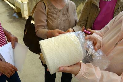 野蚕の絹糸