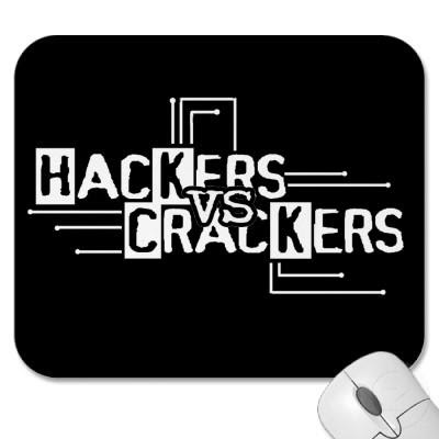 hackers vs crackers Hackers vs crackers  there is a common view that the hackers build things and the crackers break the things these are basically two entirely different terms.
