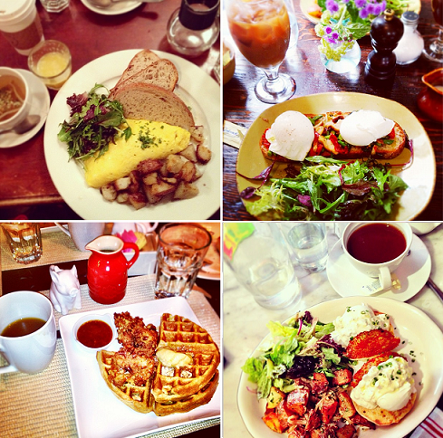 Cafe Minerva New York City Brunch