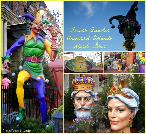 French Quarter King And Queen Statues