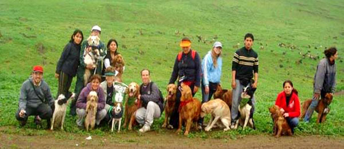 EXCURSIONES CANINAS
