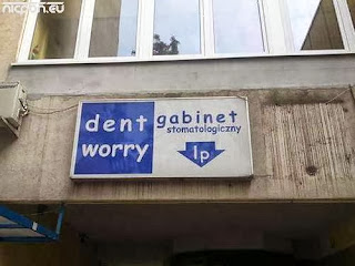Dent worry