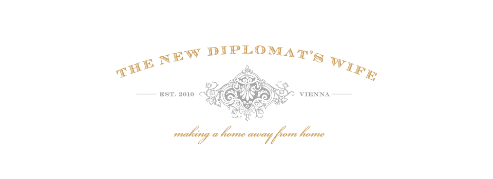 The New Diplomat's Wife