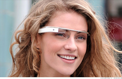 Google Glass Coming up in 2014
