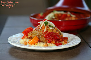 Apricot Chicken Tagine