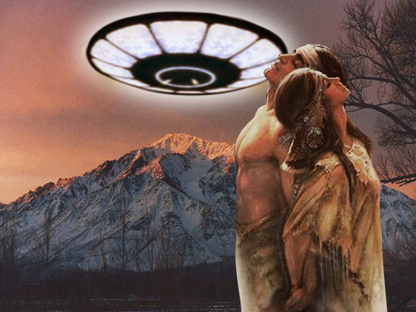 contacto paranormal  los indios hopies