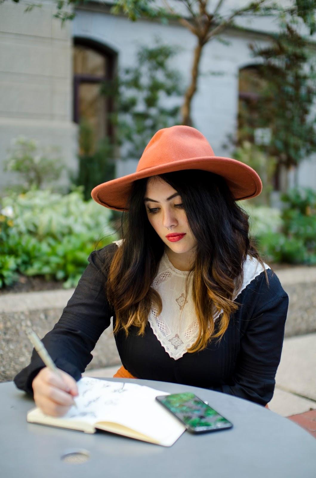 Philadelphia, fashion, blog, E.M., Ricchini, LARK, LACE, style, street