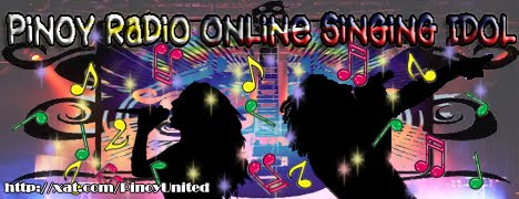 PINOY RADIO ONLINE SINGING IDOL
