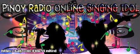 PINOY RADIO ONLINE SINGING IDOL