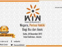 MHTI Gelar KIN 3 Di Balai Sudirman Jakarta